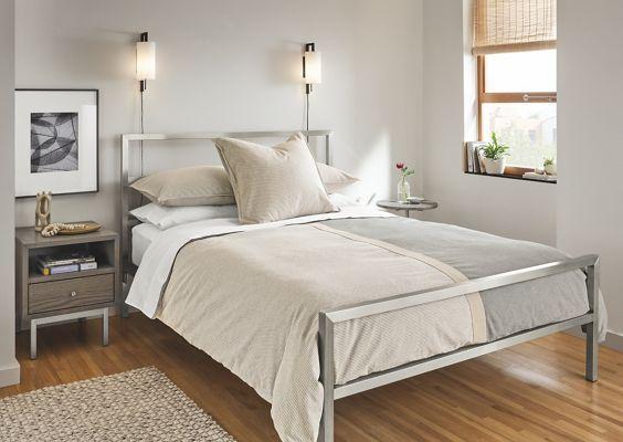 Small Bedroom Ideas & Furniture - Ideas & Advice - Room ... on Bedroom Ideas For Small Spaces  id=70023