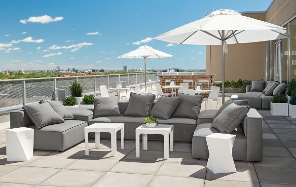 contemporary patio furniture Modern Outdoor Furniture - Outdoor - Room & Board