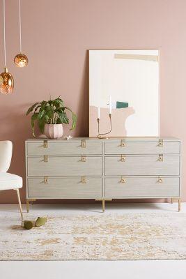 ingram six drawer dresser