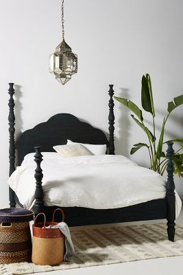 rosalie four poster bed