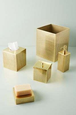 bath accessories add the final touch of