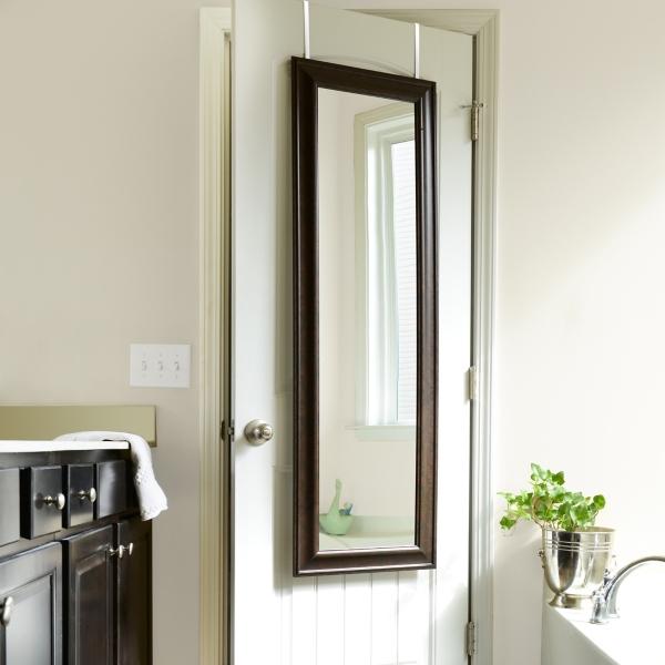 Bronze Full Length Mirror, 18x54 in. | Kirklands on Floor Mirrors Decorative Kirklands id=45132