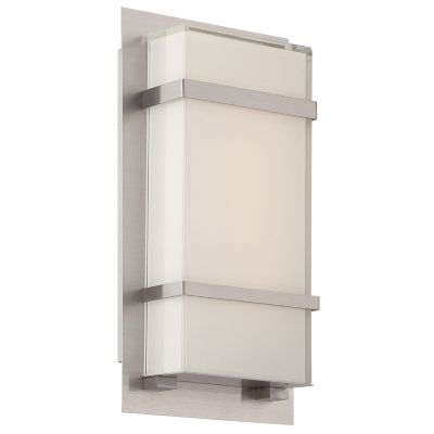 Phantom Indoor/Outdoor LED Wall Sconce on Contemporary Outdoor Wall Sconces id=59306