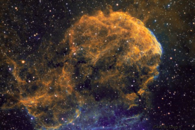 IC443 - Jellyfish Nebula | Astronomy Pictures at Orion ...