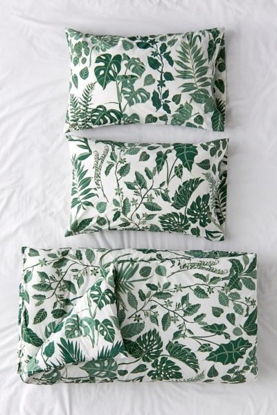 Jungle Comforter Set Urban Outfitters