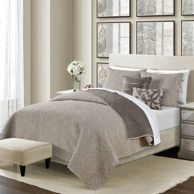 Camber Reversible Quilt Set Bed Bath Amp Beyond