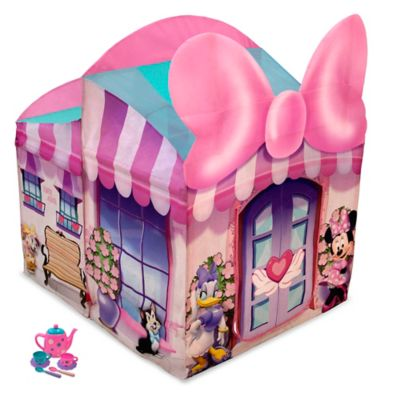 Playhut Disney Minnie Mouse Cottage Pop Up Tent Buybuy