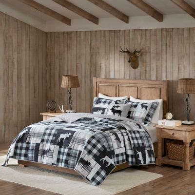 Woolrich Sweetwater Reversible Quilt Set Bed Bath Amp Beyond