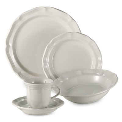 Mikasa 174 French Countryside Dinnerware Collection Bed