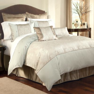 Raymond Waites Amelie Comforter Set 100 Cotton Bed