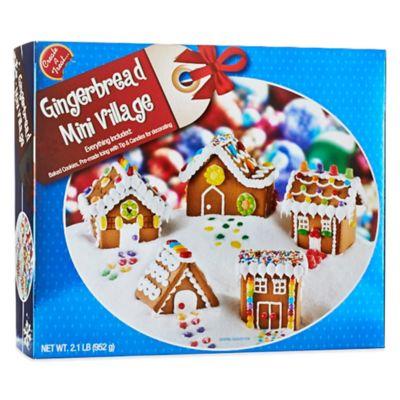 Gingerbread Mini Village Kit WwwBedBathandBeyondcom