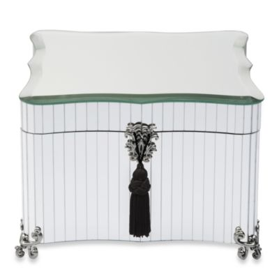 Bombay Glamour Mirrored Jewelry Box Bed Bath Amp Beyond