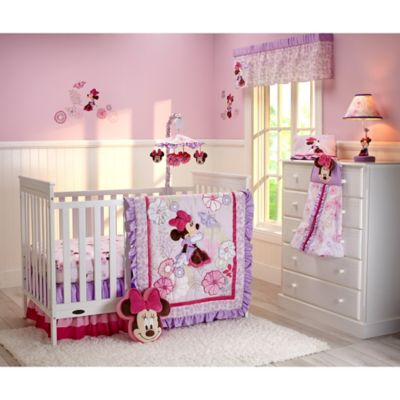 Disney Baby Butterfly Dreams Crib Bedding Collection ...