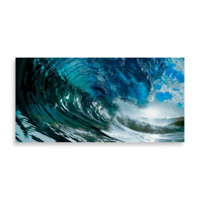 Catch A Wave Wall Art Bed Bath Amp Beyond