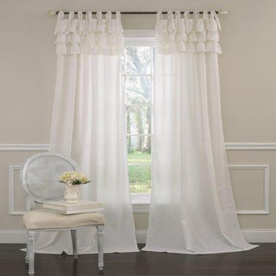 Laura Ashley Dover Window Curtain Panel Bed Bath Amp Beyond