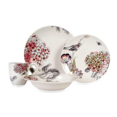 Edie Rose By Rachel Bilson Hydrangea Dinnerware Collection