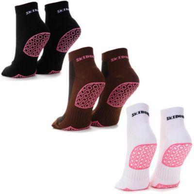 Skidders Womens FitnessYoga Gripper Socks Bed Bath Amp Beyond