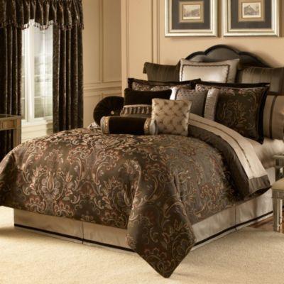 Waterford Linens Lansing Comforter Bed Bath Amp Beyond