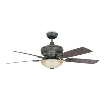 Concord Fans Boardwalk 52 Inch Single Light IndoorOutdoor