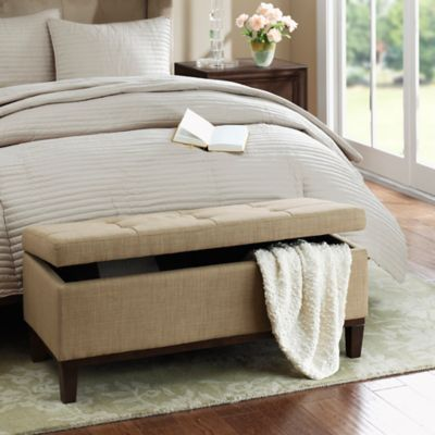 Regency Heights 174 Amherst Bench Storage Bench Bed Bath