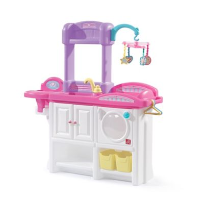 Step2 Love Amp Care Deluxe Toy Nursery Buybuy BABY