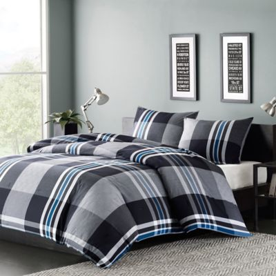 Buy White Black Patterned Duvet Covers From Bed Bath Amp Beyond