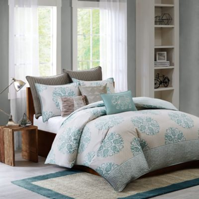 INKIVY Melbourne Comforter Set Bed Bath Amp Beyond