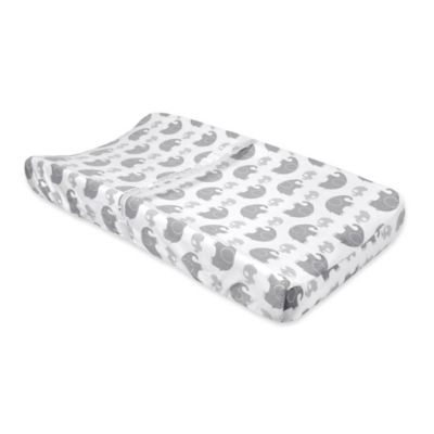 Just Born® Hattie & Ellie Changing Pad Cover - Bed Bath ...