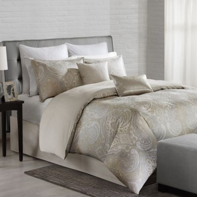 Buy King Neutral Comforter Sets From Bed Bath Amp Beyond