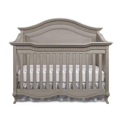 Buy Bel Amore Lyla Rose 4 In 1 Convertible Crib In Saddle