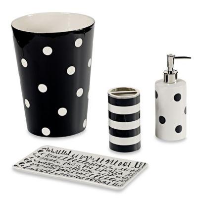 Kate Spade New York Deco Dot Bath Ensemble Www