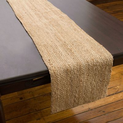 Willow Table Runner In Natural WwwBedBathandBeyondcom