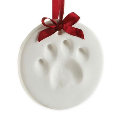 Pawprints Ornament Bed Bath Amp Beyond