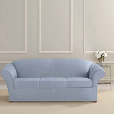 Sofa Covers Separate Fitted Cushions
