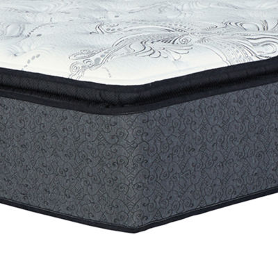 sierra sleep by ashley manhattan design firm pillow top mattress only