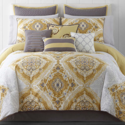home expressions ariella 14 pc comforter set