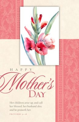 Happy Mother's Day 2018 - Bulletin (Pkg 100) Mother's Day ...