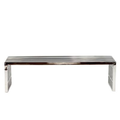 Gridiron 59 Stainless Steel Bench MOW 10576