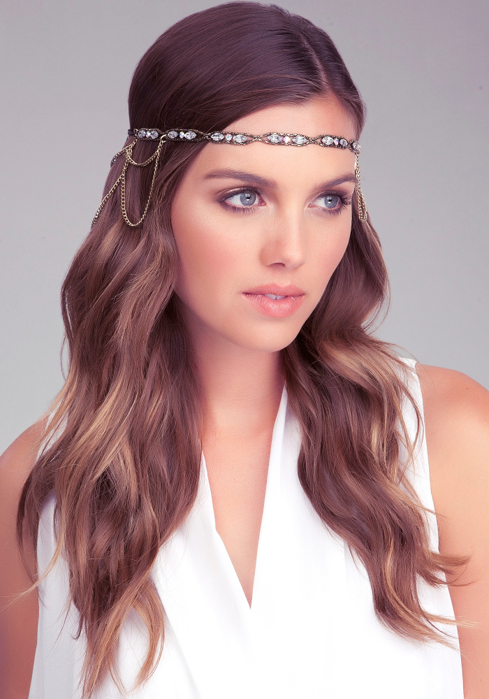 Great Gatsby Hairstyle Long Hair