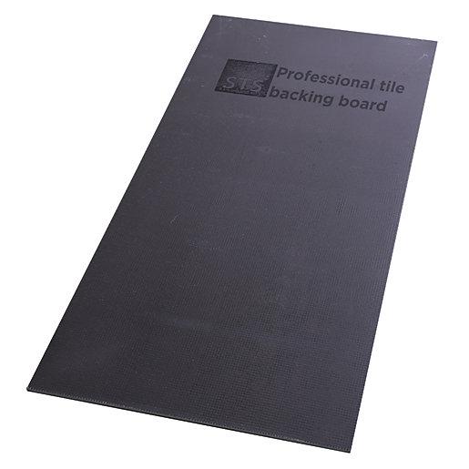 sts professional tile backer board 1200 x 600 x 10mm