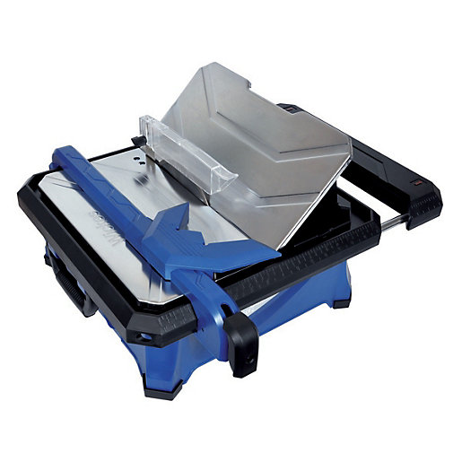wickes heavy duty electric tile cutting saw 230v 650w