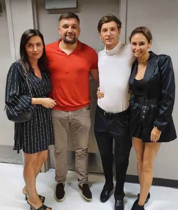 Утяшева показала закулисное фото с Павлом Волей, Бастой и ...