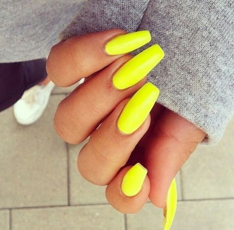 The Appealing Acrylic Nails Art Design For Women Image