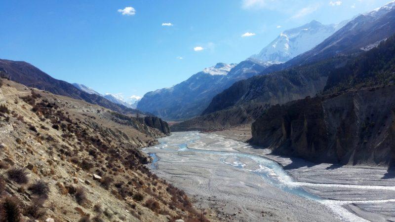 Непал, трек вокруг Аннапурны самостоятельно, отчет