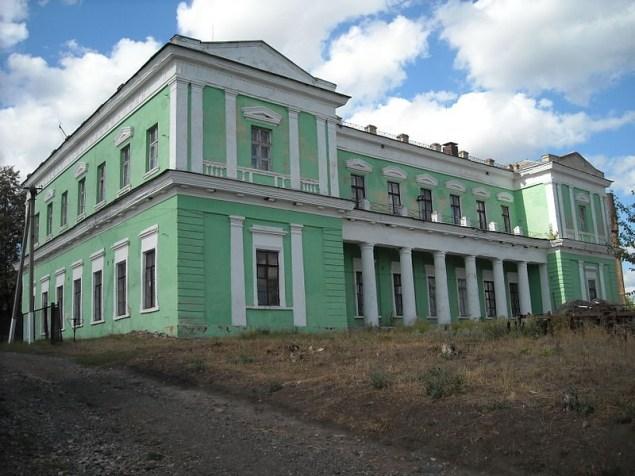 Палац родини Куликовських