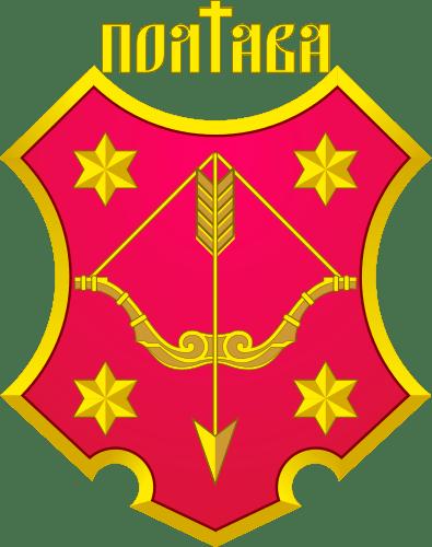герб Полтави. newssky.com.ua