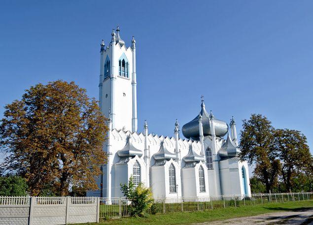Село Мошни Черкаського району.