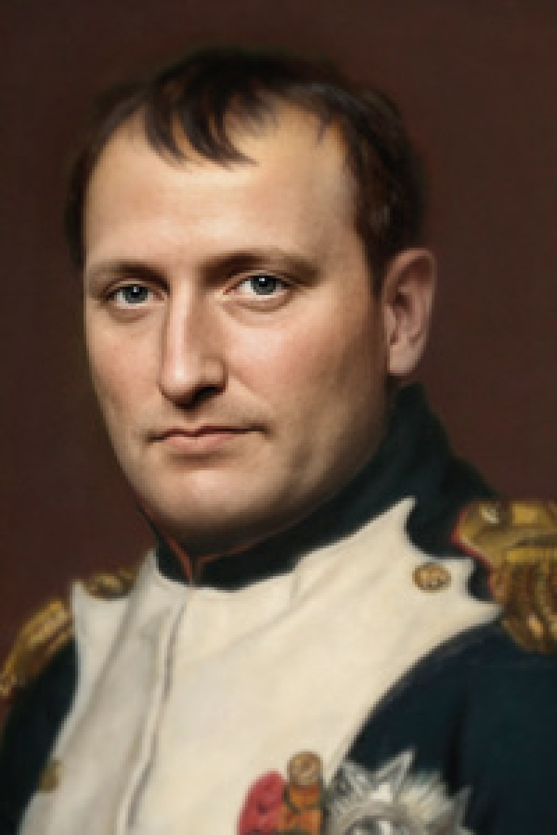 Словно живой: голландский фотограф воссоздал лицо Наполеона