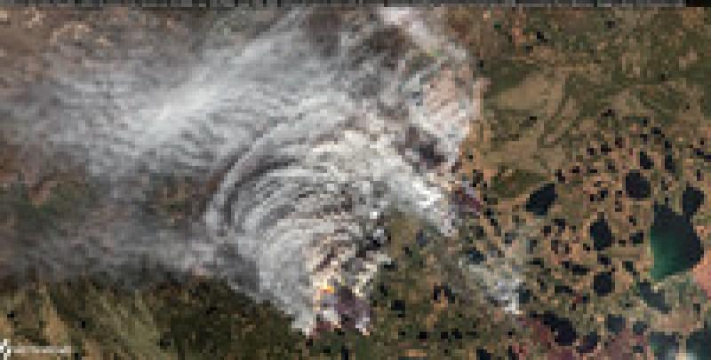 Жара в Сибири обновляет температурные рекорды: в чем причина погодной аномалии