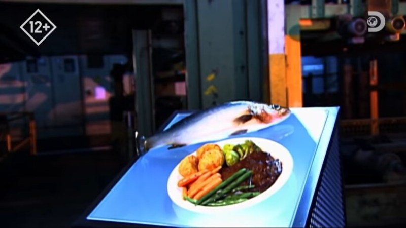 Видео: Зачем нужна пластмассовая еда, которая выглядит привлекательнее настоящей